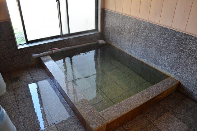 みやざき郷温泉 浴槽