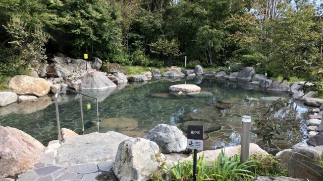 水着で楽しむ温泉!杜の湯リゾート【別府市】02